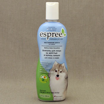 Espree - CR Simple Shed Shampoo, 355 мл (00059)